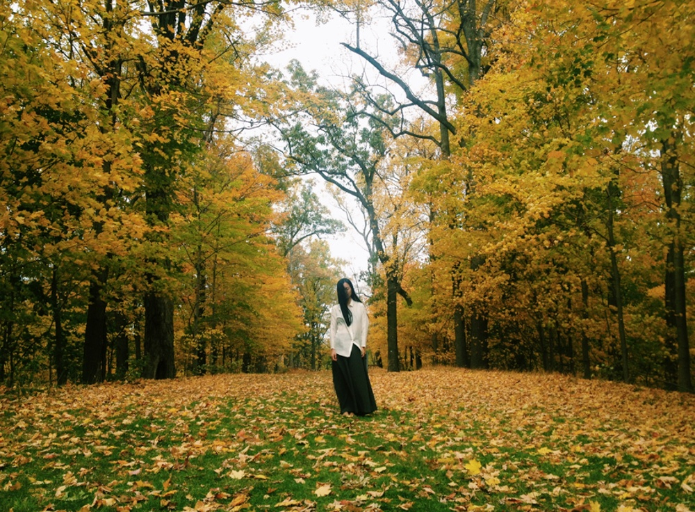 Maria Van Ngyen of VYEN in New Windsor, New York - ARRARY 1 to 9 by Andinh Ha