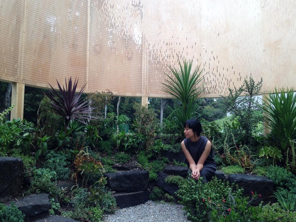 Van Ha Lam in Kaarem at Alejandro Castro's Intervención