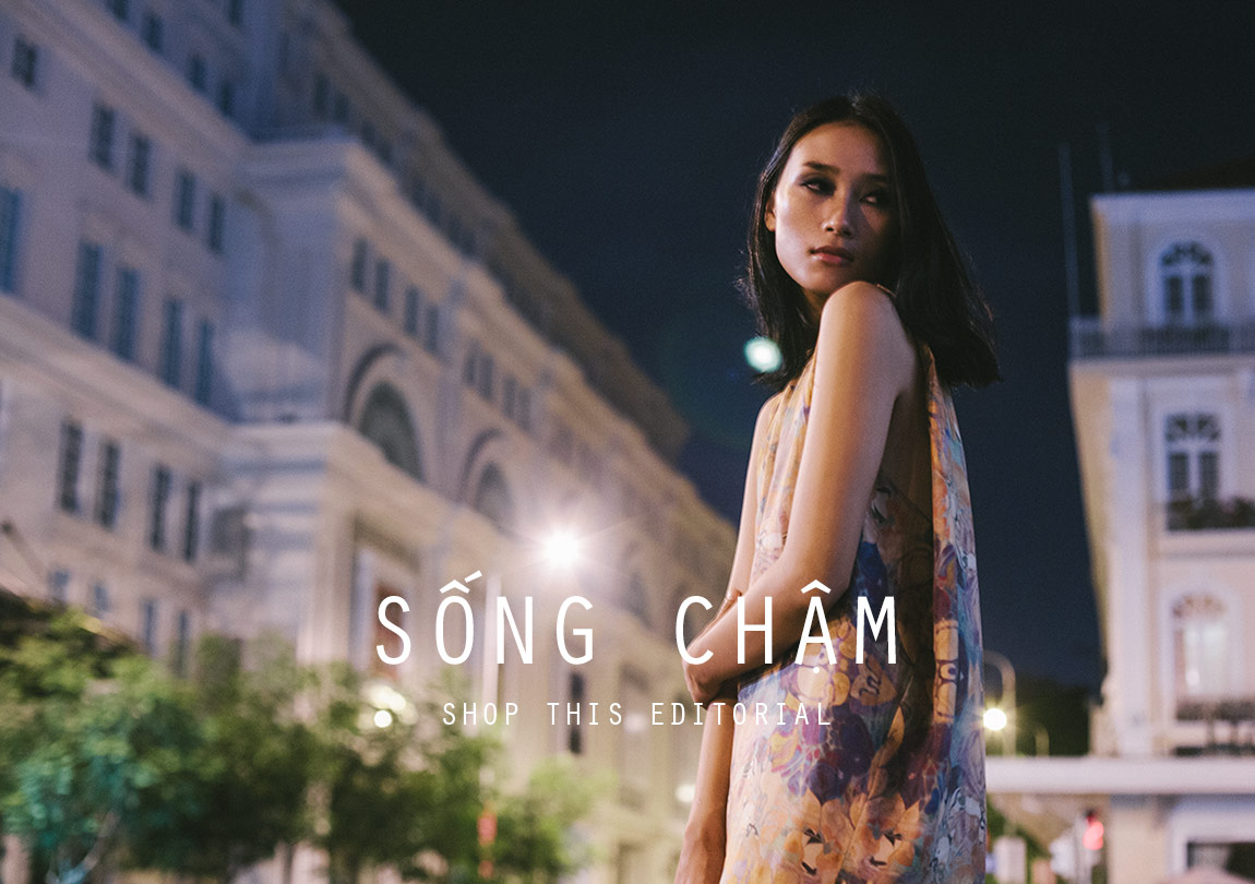Song Cham Editorial